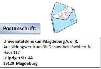 Postanschrift AZG